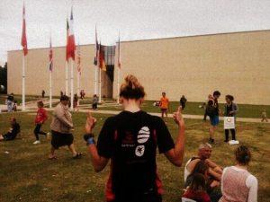 Juin, le Marathon de la Liberté à Caen.