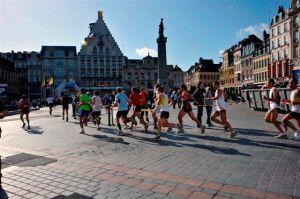 """Semi-marathon de Lille, """"c'est dans la tête"""" qu'ils disaient ..."""