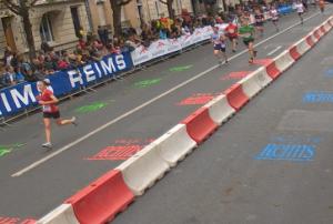 Dernier sprint au semi de Reims !