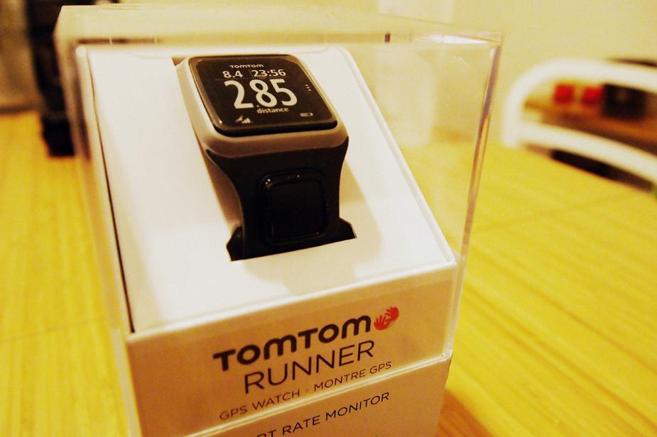 Tom Tom devance ses concurents avec sa montre runner cardio