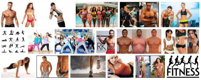 fitness recherche Google